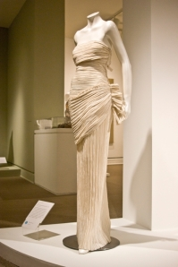 Greece, the Classical Period collection, 1976; polyester, Mari-pleated