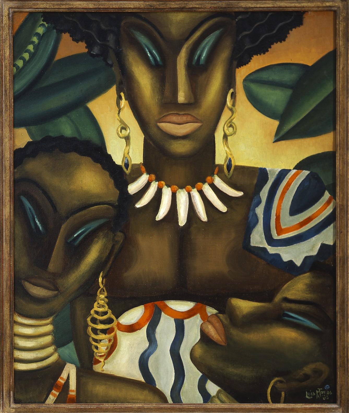 Celebrating Black History Month: Lois Mailou Jones | Broad ...