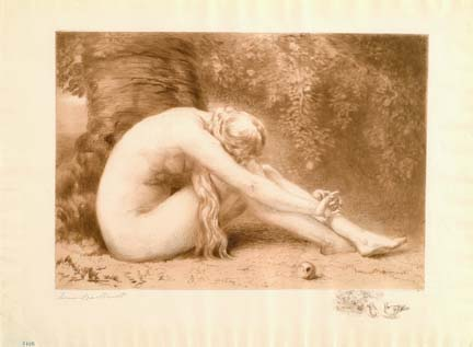 Anna Lea Merritt, Eve, 1887; Purchased with funds donated by the Ott family in honor of Louise S. Ott