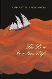 Artist-designed cover of The Time Traveler's Wife