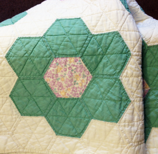 Ginny's family quilt
