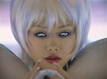 Mariko Mori, Miko no Inori, 1996; Color video and sound; Collection of Pérez Art Museum Miami, Courtesy of Dennis and Debra Scholl
